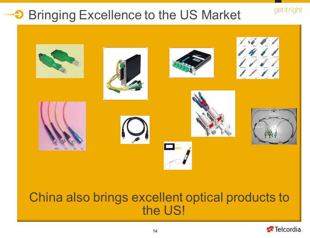 Bringing Excellence to the US Market