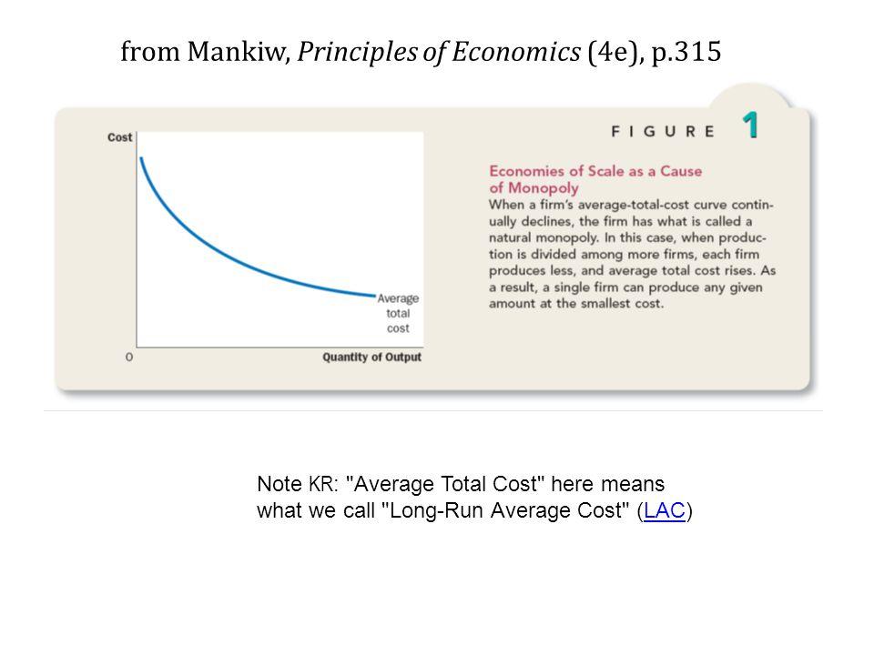 from Mankiw, Principles of Economics (4e), p.315