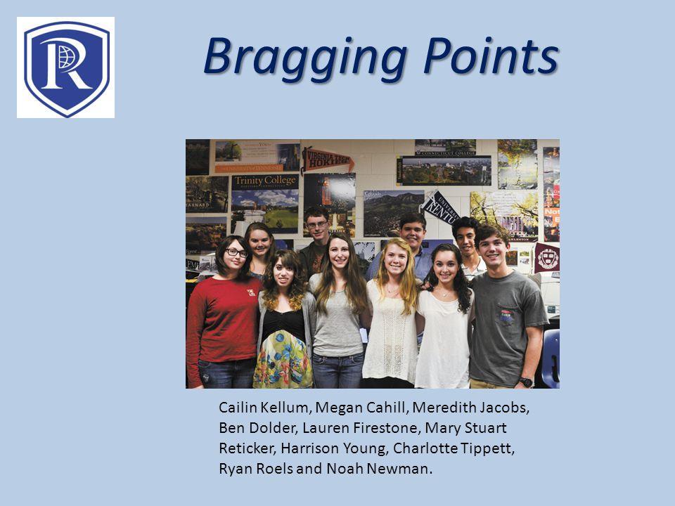 Bragging Points