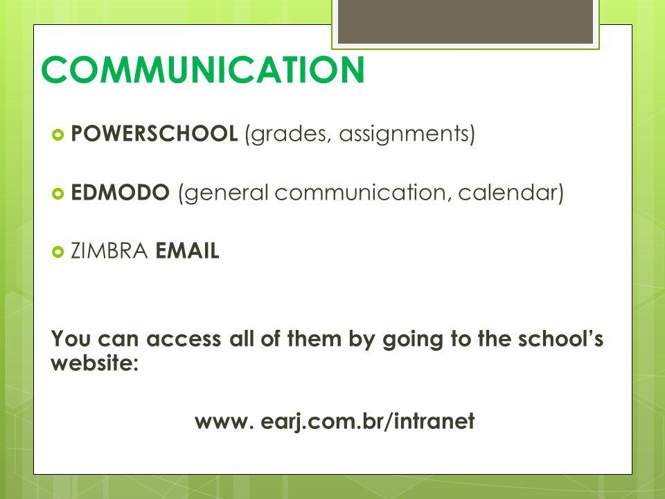 www. earj.com.br/intranet