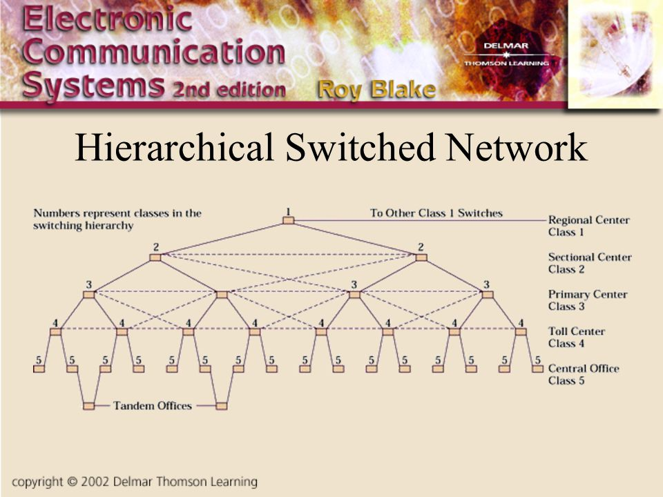 Hierarchical Switched Network