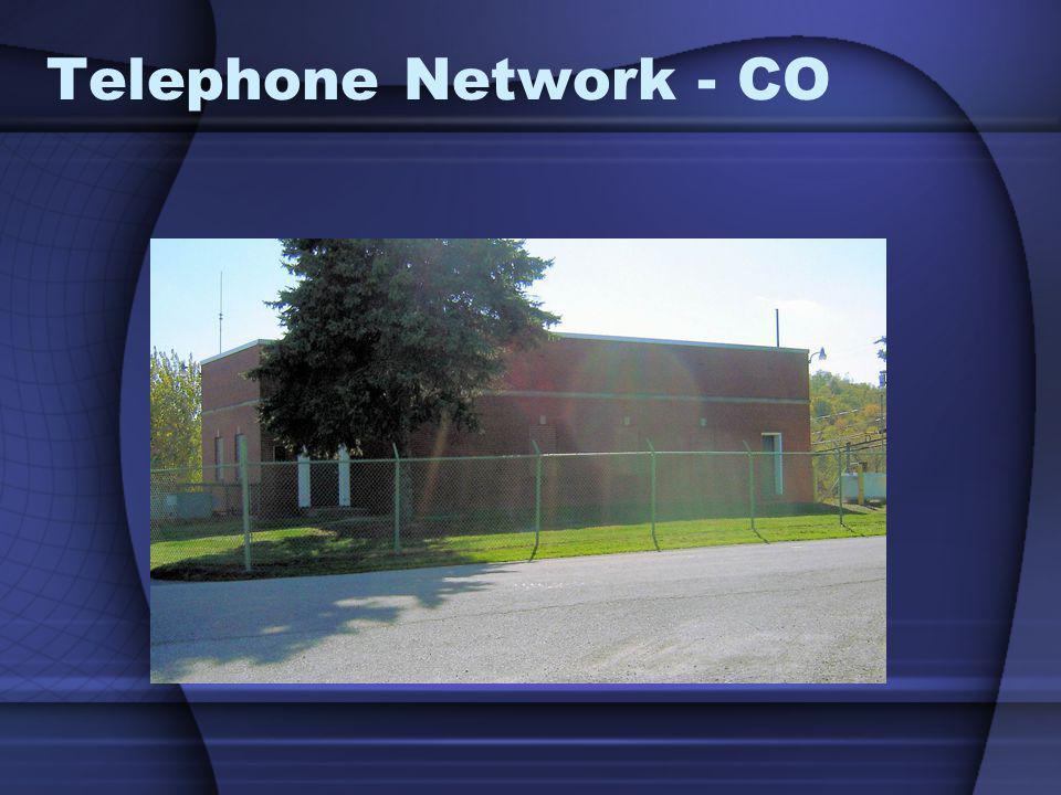 Telephone Network - CO