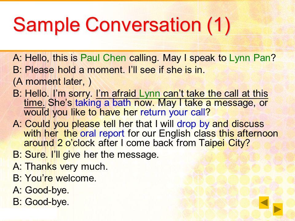 telephone conversations Alannoscrapleftbehindco