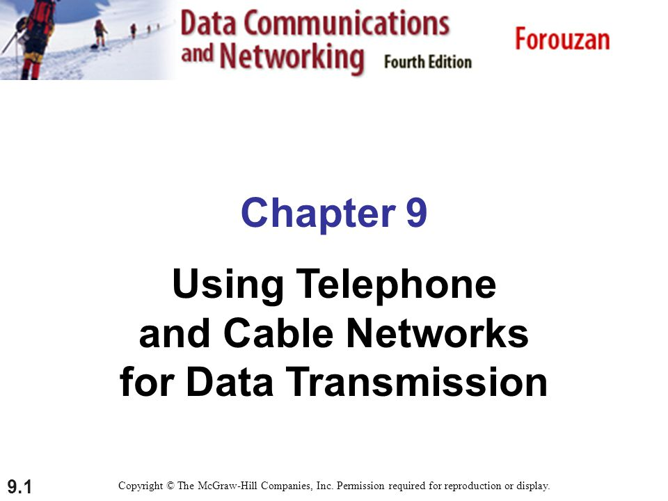 data transmission system essay