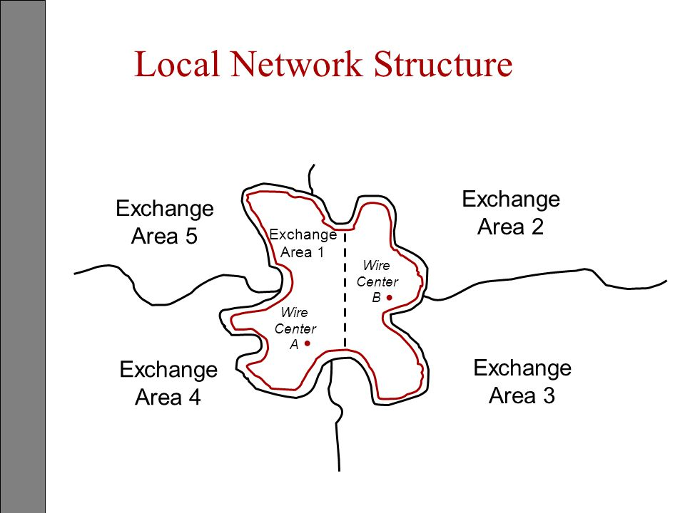 Local Network Structure