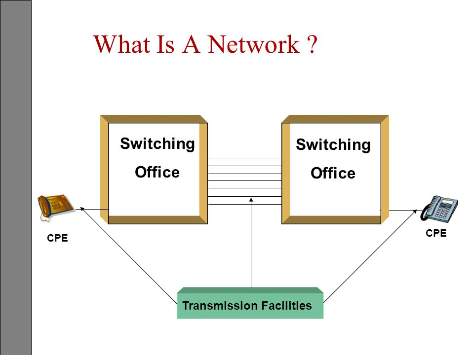 What Is A Network Switching Switching Office Office
