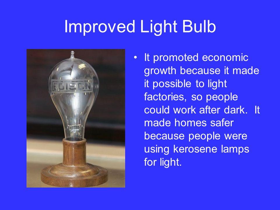 Improved Light Bulb