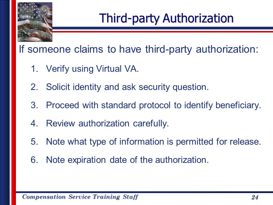 Third-party Authorization