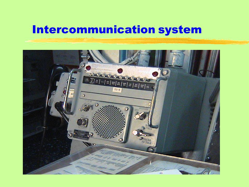 Intercommunication system