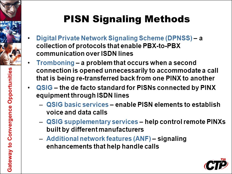 PISN Signaling Methods