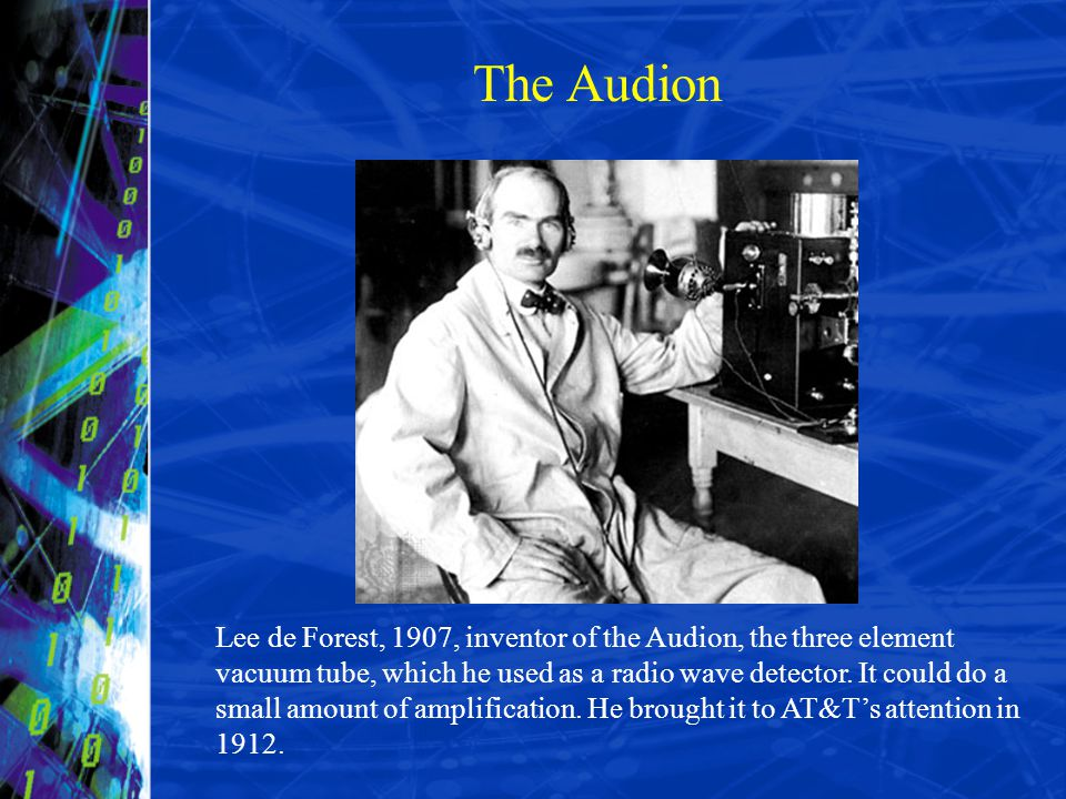 The Audion
