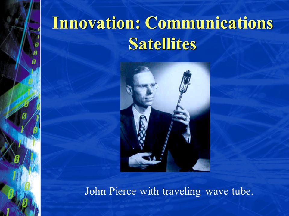 Innovation: Communications Satellites