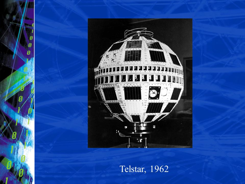 Telstar, 1962