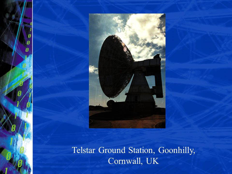Telstar Ground Station, Goonhilly, Cornwall, UK