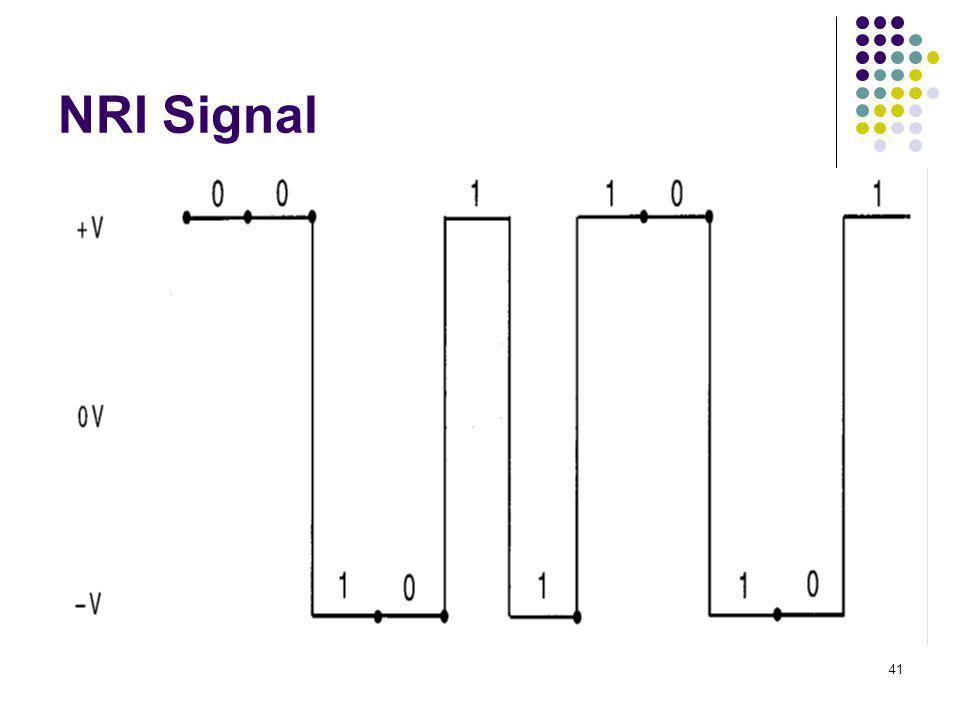 NRI Signal