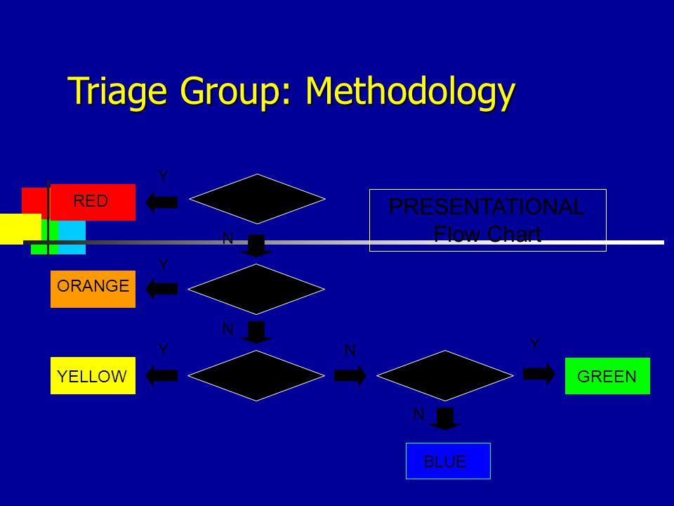 Triage Group: Methodology