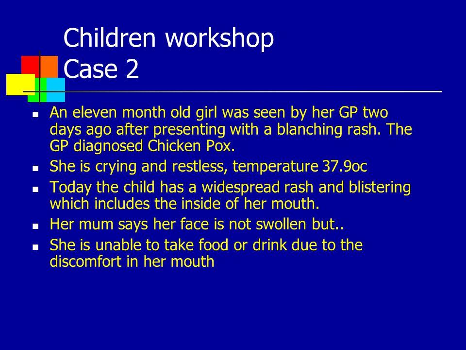 Children workshop Case 2