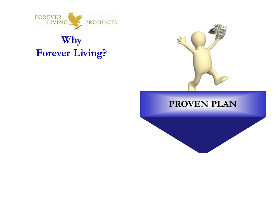 Why Forever Living PROVEN PLAN