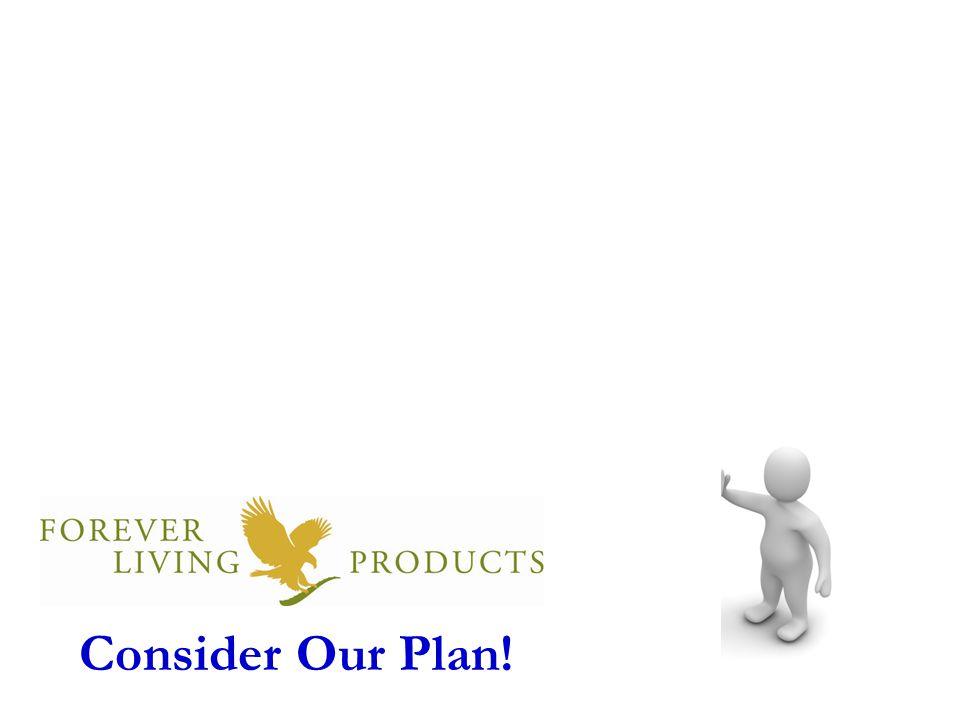 Consider Our Plan! No Boss! 10 Income Sources! Health & Beauty!