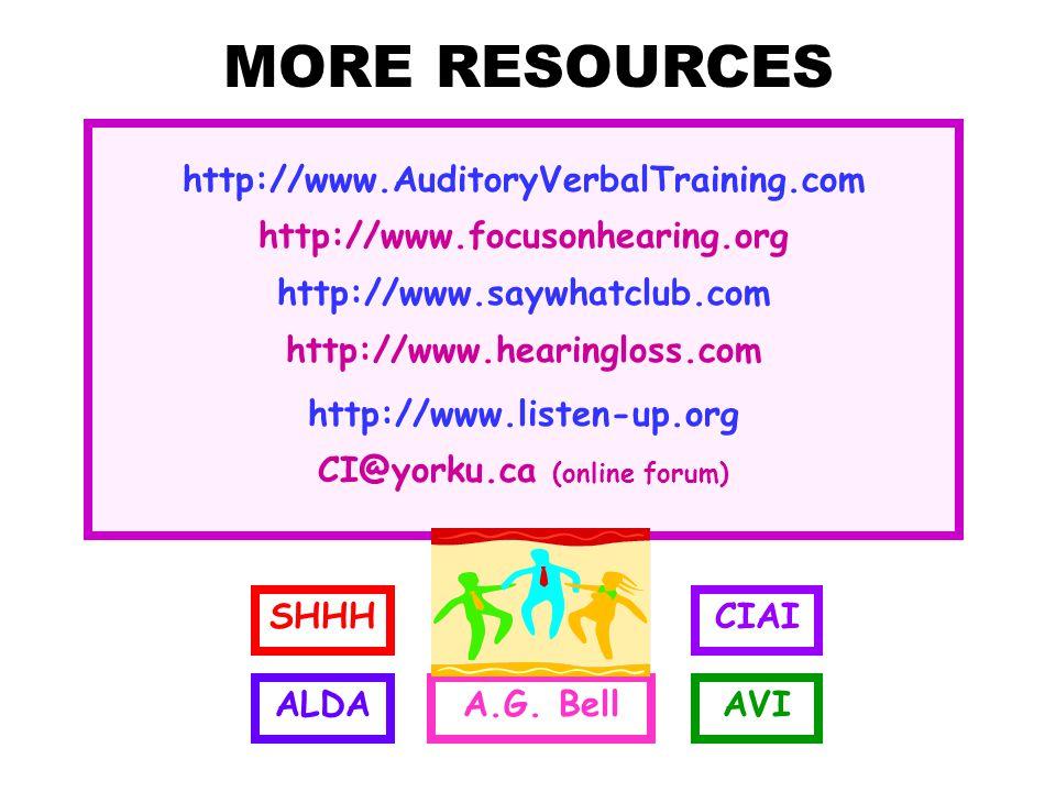 CI@yorku.ca (online forum)