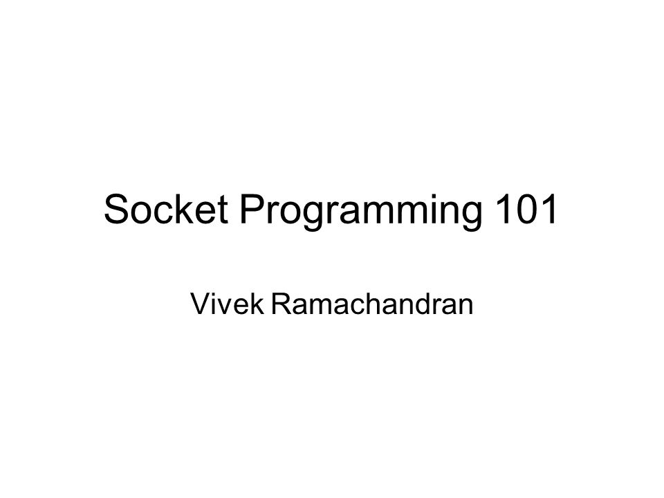 socket programming in c linux pdf