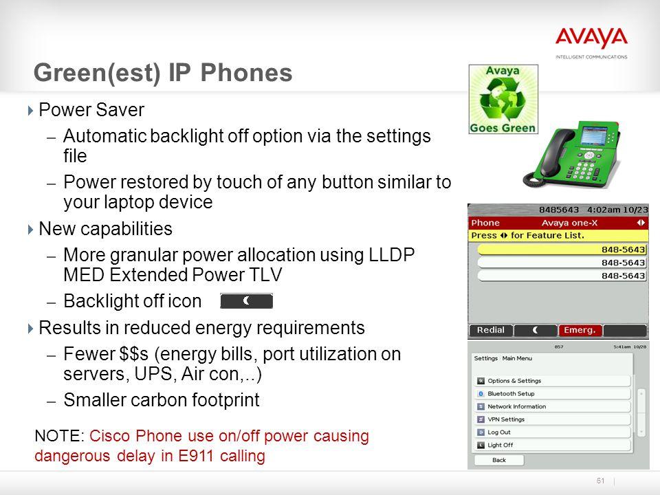 Automatic backlight off option via the settings file