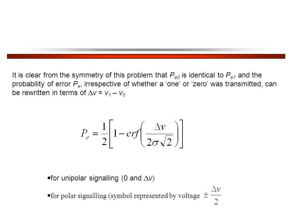 It is clear from the symmetry of this problem that Pe0 is identical to Pe1 and the