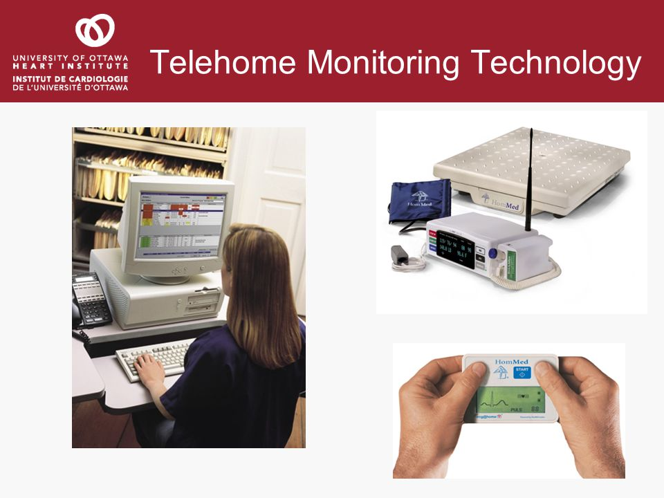 Telehome Monitoring Technology
