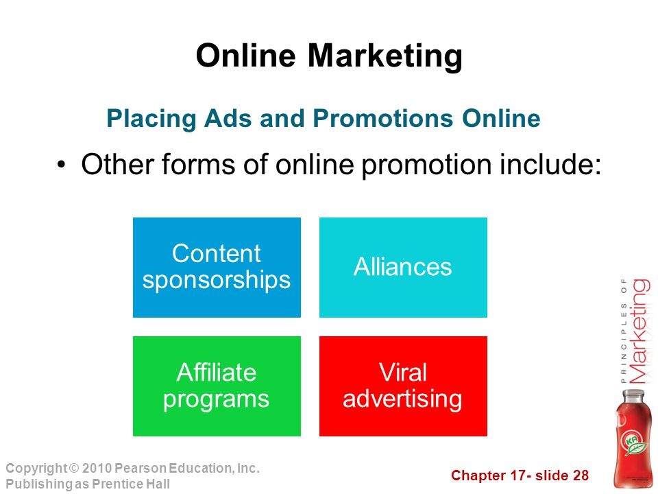 Placing Ads and Promotions Online