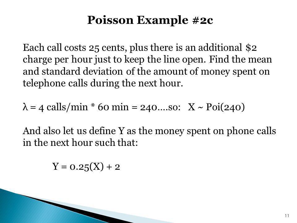 Poisson Example #2c