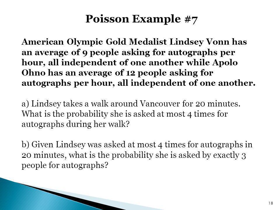 Poisson Example #7