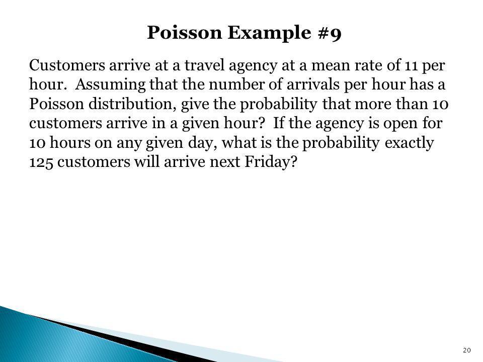 Poisson Example #9