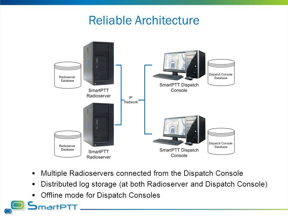 Reliable Architecture