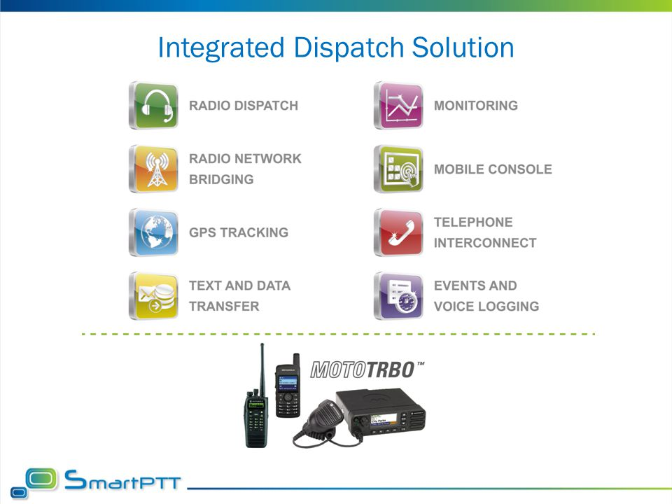 Integrated Dispatch Solution