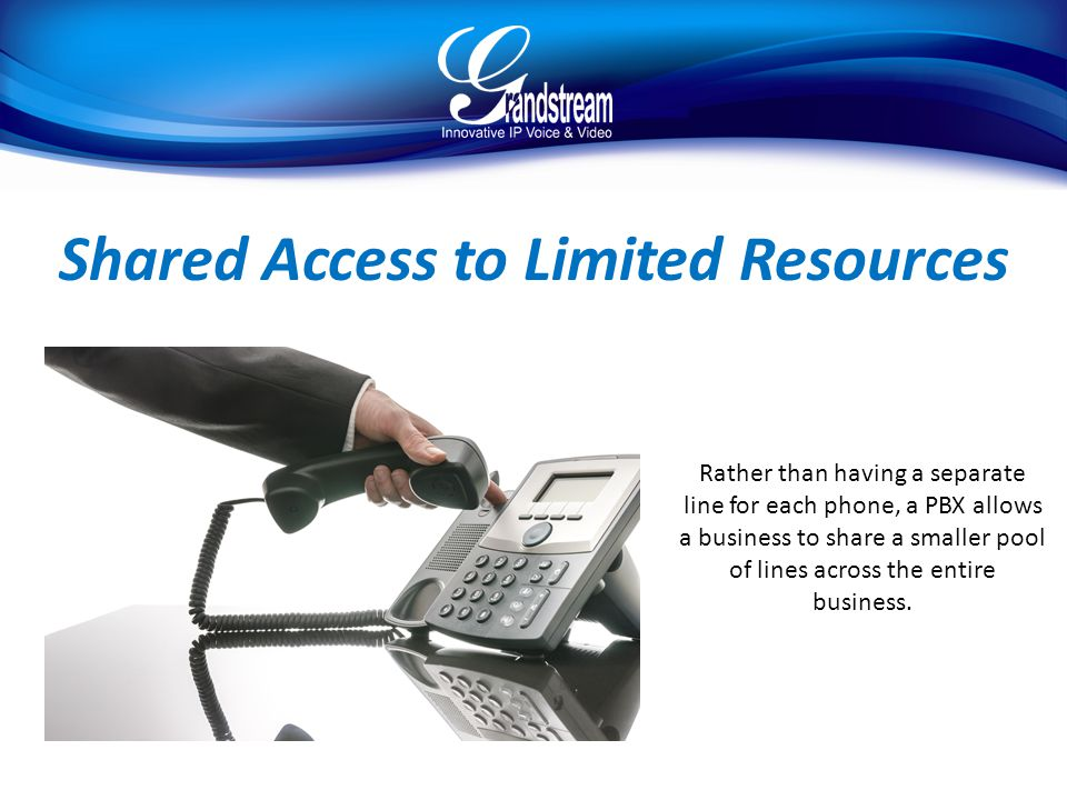 Shared Access to Limited Resources