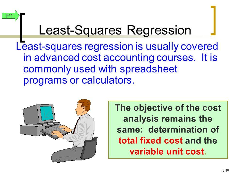 Least-Squares Regression