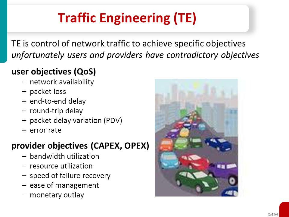 Traffic Engineering (TE)