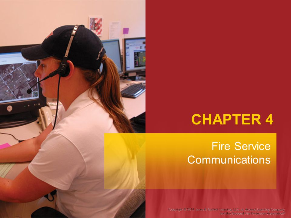 Fire Service Communications