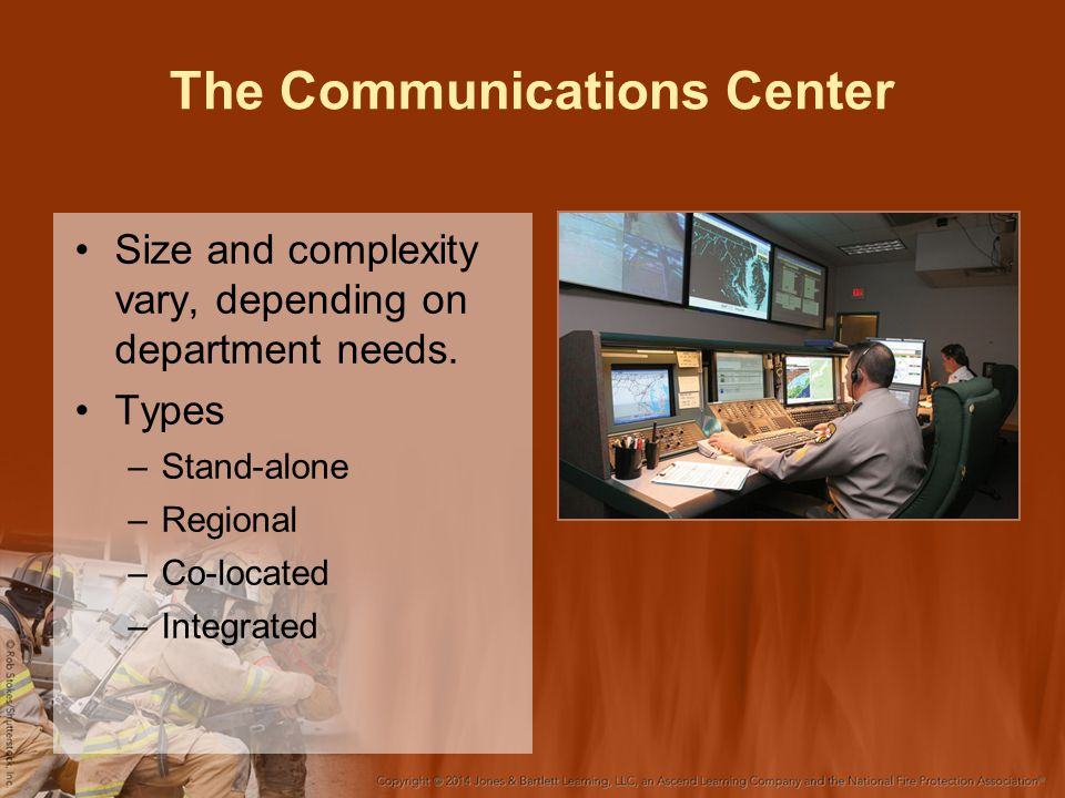 The Communications Center