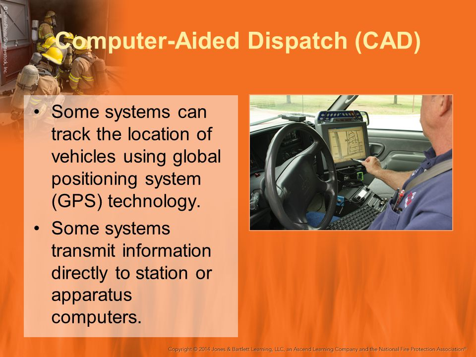 Computer-Aided Dispatch (CAD)