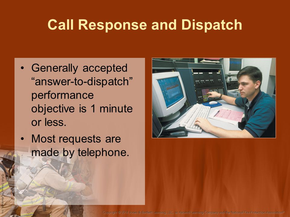Call Response and Dispatch