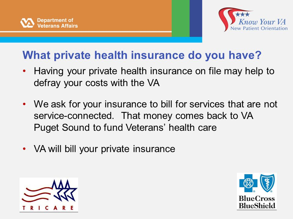 What private health insurance do you have