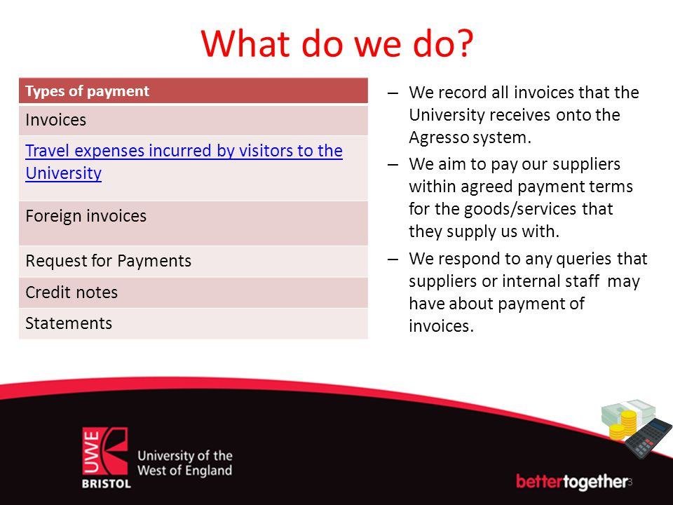 Invoice Payments  Ppt Download