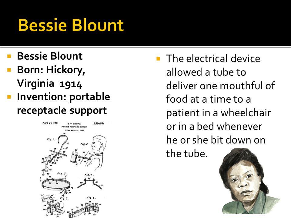 Bessie Blount Bessie Blount