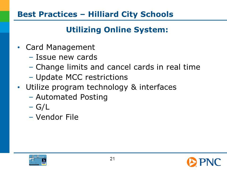 Best Practices – Hilliard City Schools