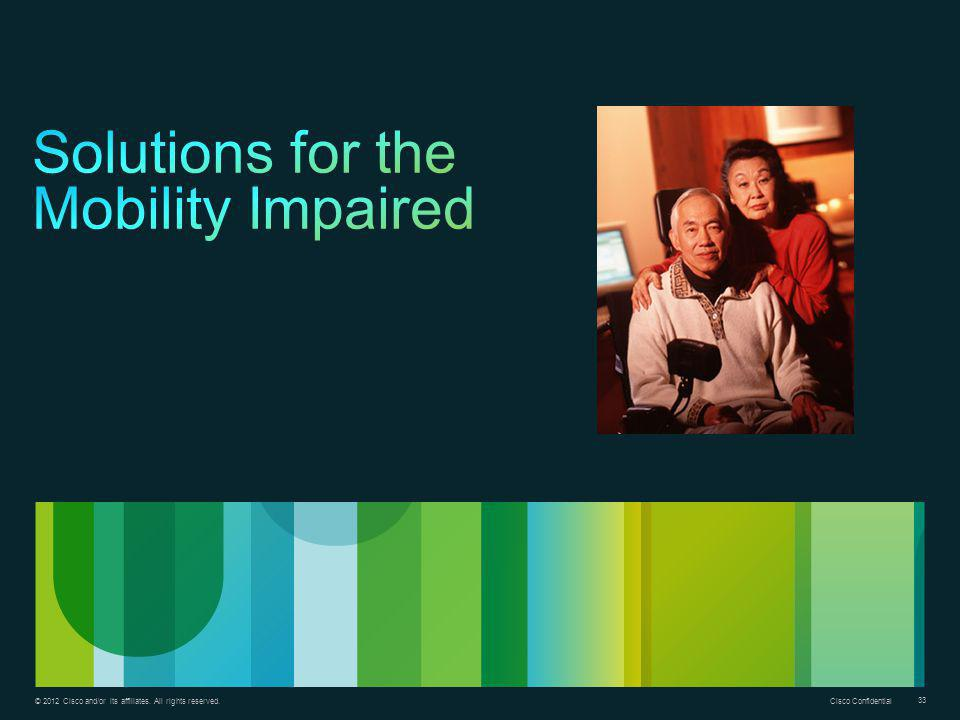 Solutions for the Mobility Impaired