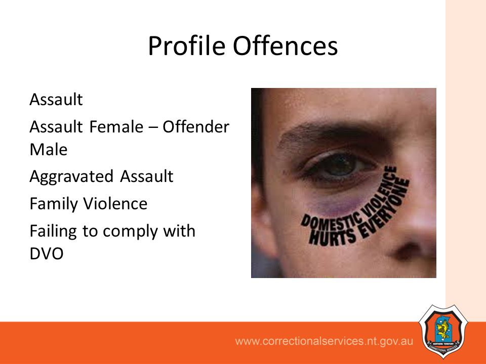 Profile Offences.