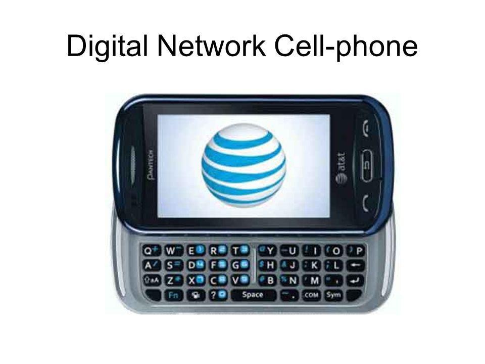 Digital Network Cell-phone