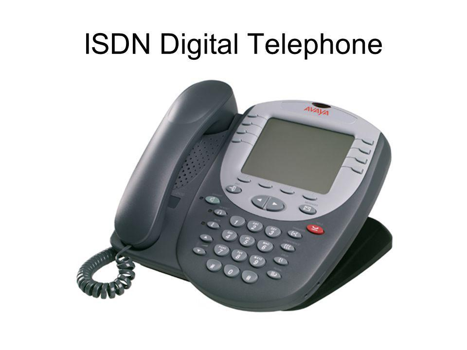 ISDN Digital Telephone
