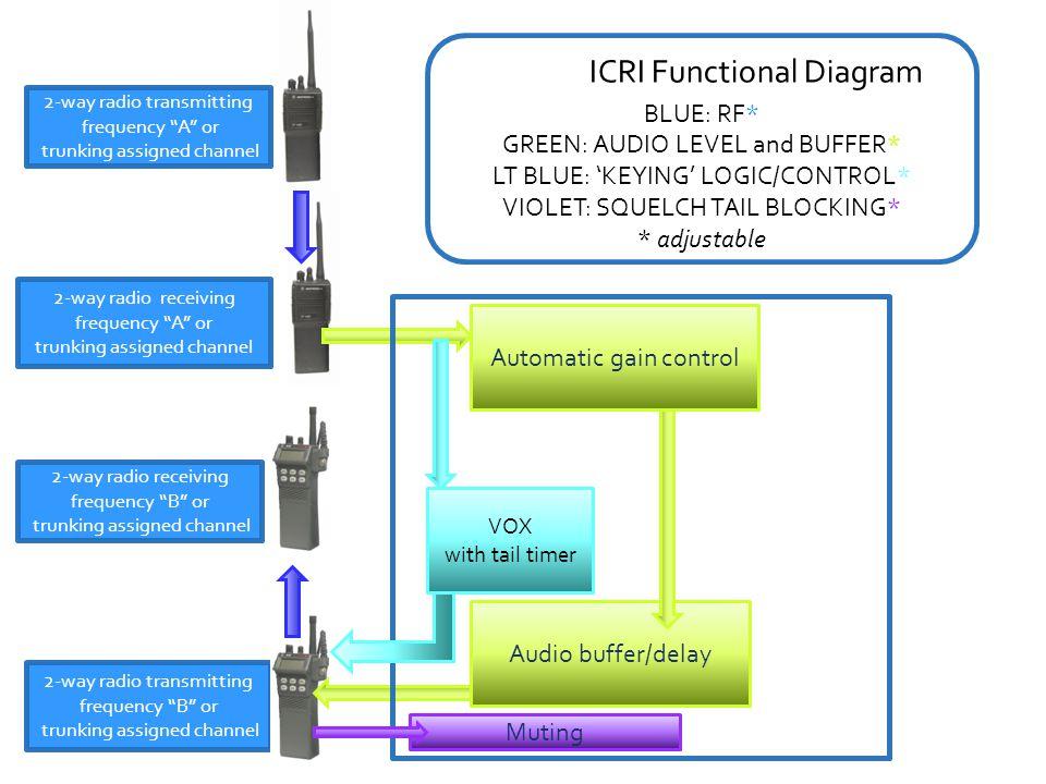 ICRI Functional Diagram